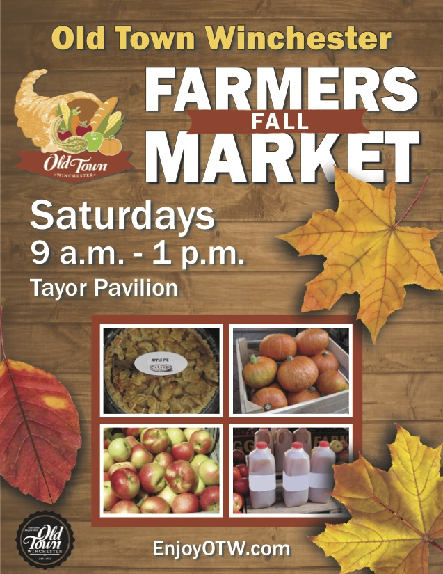 Fall Farmers Market Poster 2016