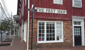 Fret Shop Corner