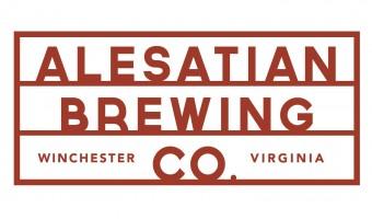 Alesatian Brewing Co. Logo 2
