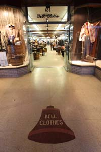 Bell's Mens & Womens Clothes