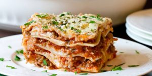 Dine One-One Lasagna
