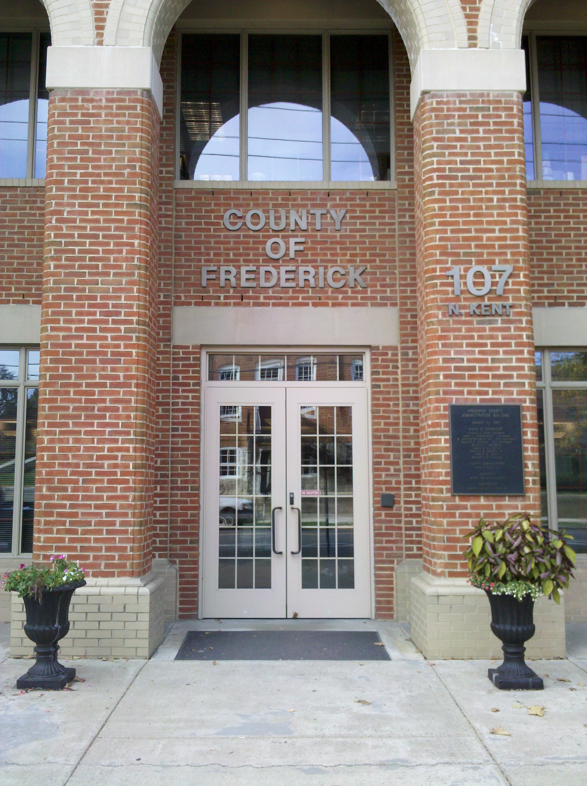 Frederick County Administration