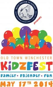 KidzFest Logo w sponsor