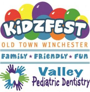 Kidzfest Logo with VPD