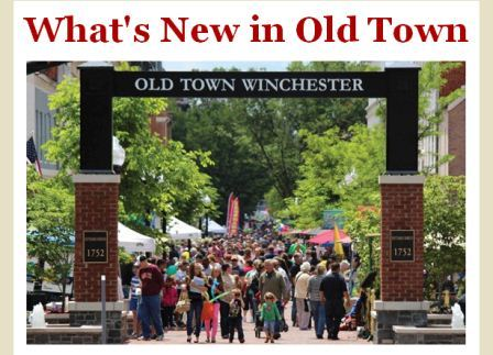 Old Town Newsletter