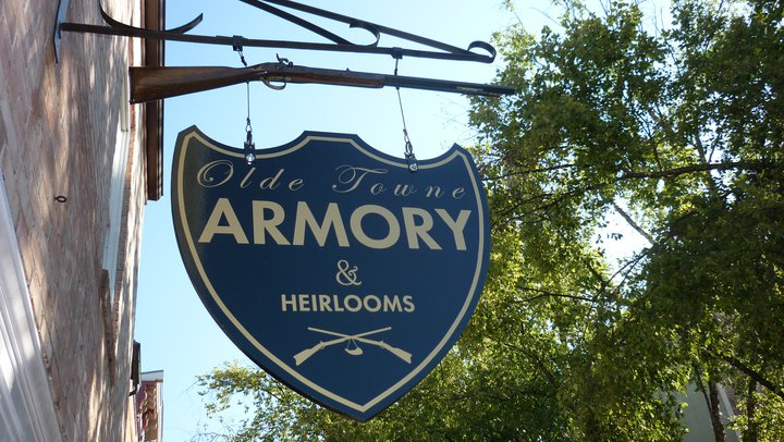Olde Towne Armory and Heirlooms