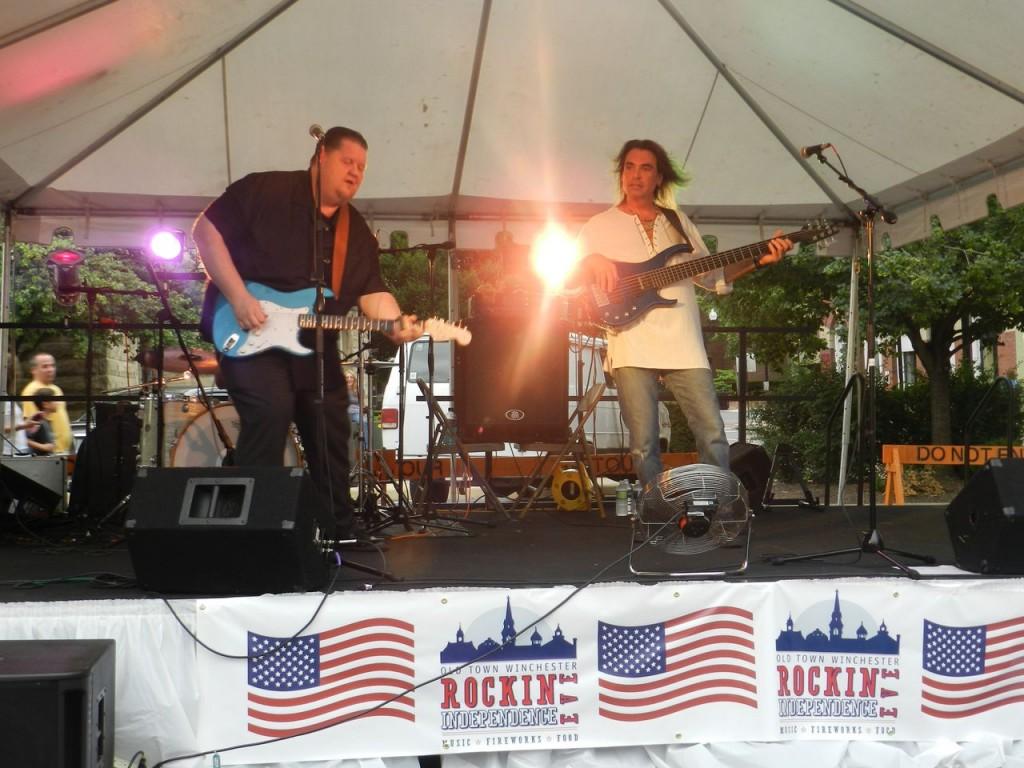 Rockin' Independence Eve Band