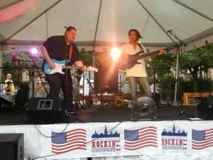 Rockin' Independence Eve Band