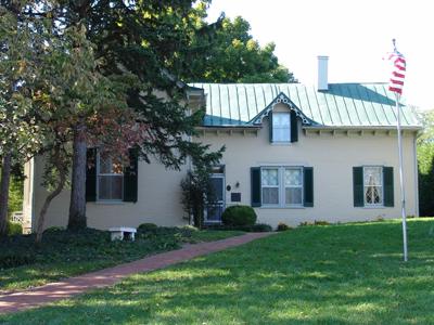 Stonewall Jackson's Headquarters Museum