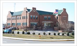 Timbrook Public Saftey Building