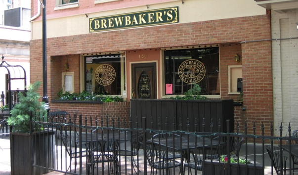 Brewbakers Restaurant