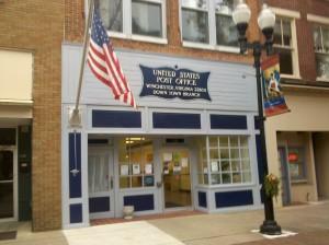U.S. Post Office