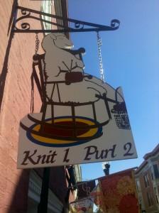 Knit 1, Purl 2