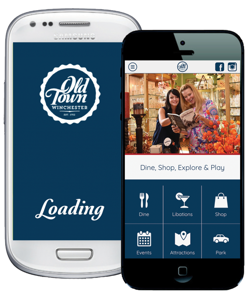 Apps | Old Town Winchester
