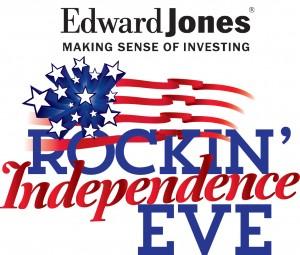 NEW Rockin Independance Eve with Sponsor