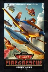 Planes 2- Fire & Rescue