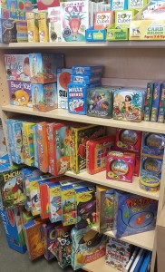 Thinker Toys Games