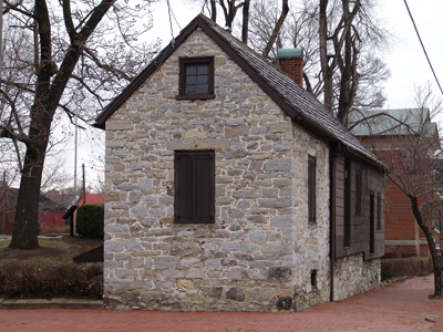 George Washington's Office Museum
