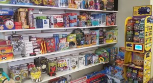 Thinker Toys Science Section